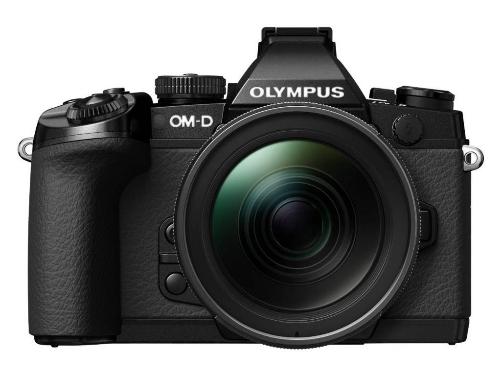 Image of the Olympus OM D E M1 camera