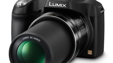 Image of a Panasonic Lumix DMC-FZ70 camera