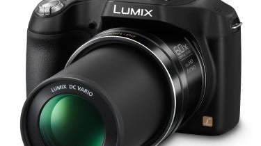 Image of a Panasonic Lumix DMC-FZ70 camera